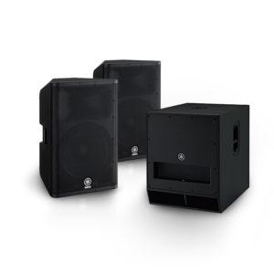 3D Service audio grande
