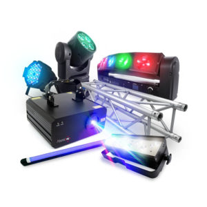 3D Service luci extralarge 2019